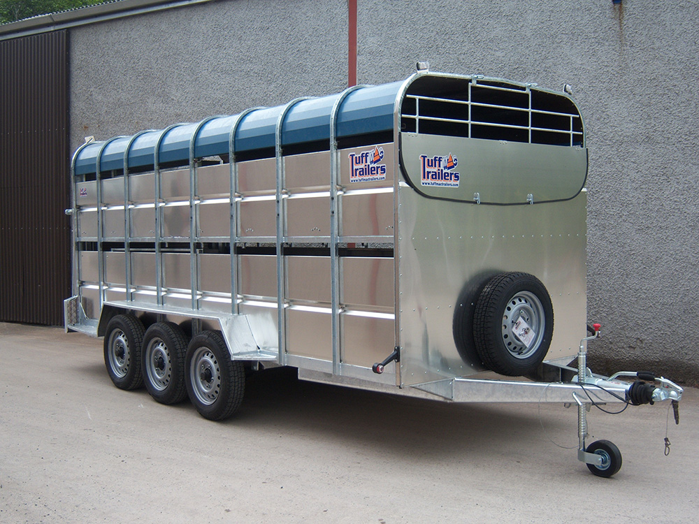 Livestock Trailers Northern Ireland